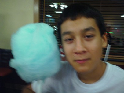 Huge Cotton Candy