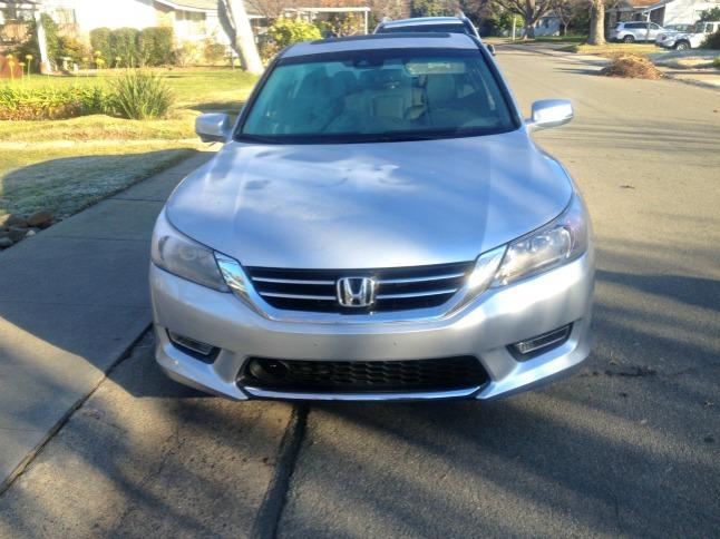 Honda Accord, 2013: Family sedan turned luxury car 1
