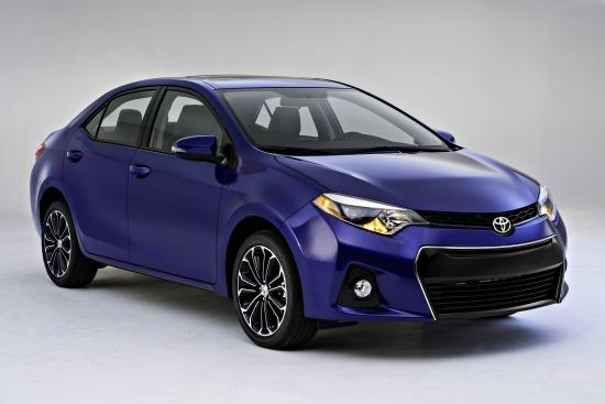 Toyota Corolla 2014 unveiled: sleeker, better mpg