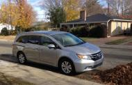 2016 Honda Odyssey: Best minivan gets better