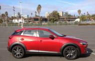 2016 Mazda CX-3 debuts well in tough small SUV field