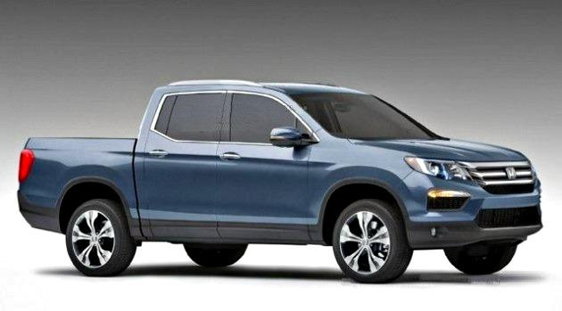 The 2017 Honda Ridgeline has a longer and wider bed and other new features.