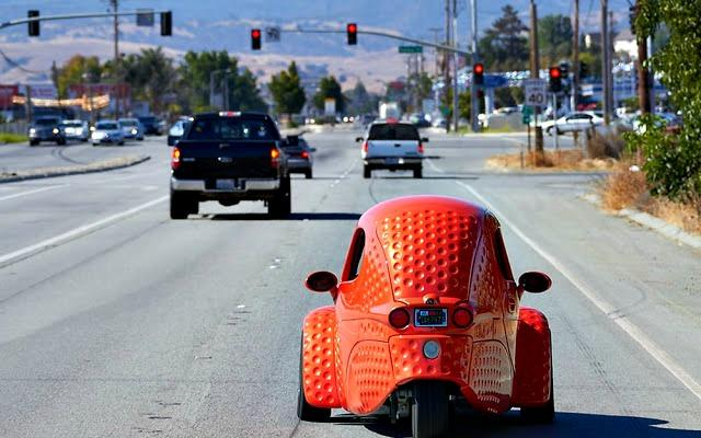 A golf ball on wheels and other new auto innovations