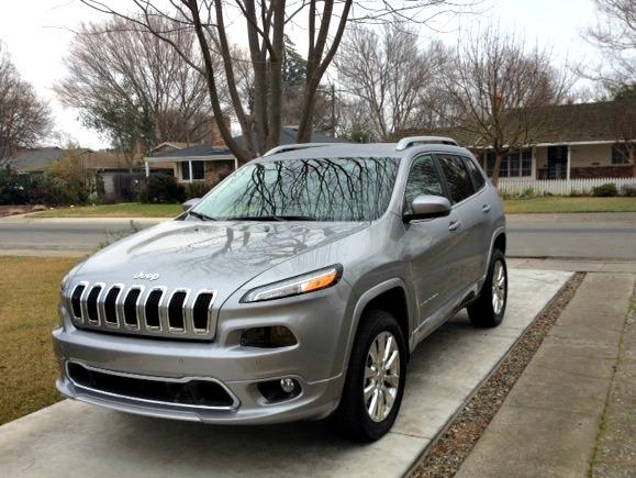 2017 Jeep Cherokee: Modern look, respect for the past