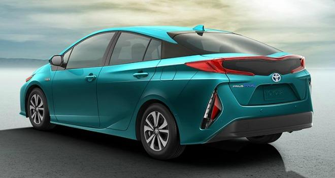 The 2017 Toyota Prime is the Green Car of the Year.