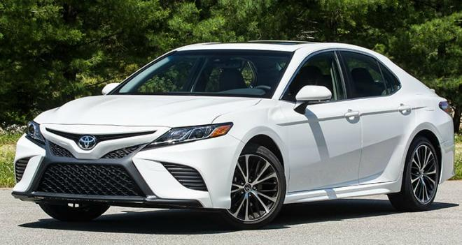 New Car Preview Many Changes For 2018 Toyota Camry