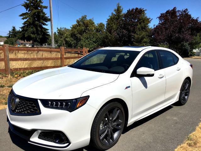 2018 Acura TLX: Improved sedan still an underdog