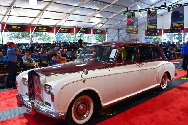 Mecum Auctions offers best bargain at Monterey Auto Week