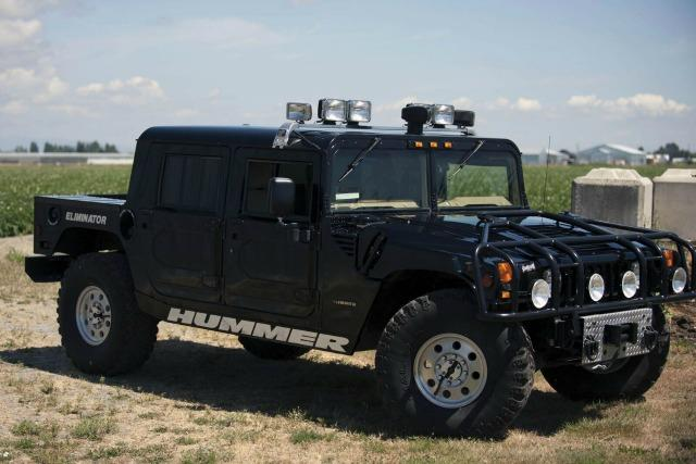 Tupac Skakur's tricked out Hummer for sale — again