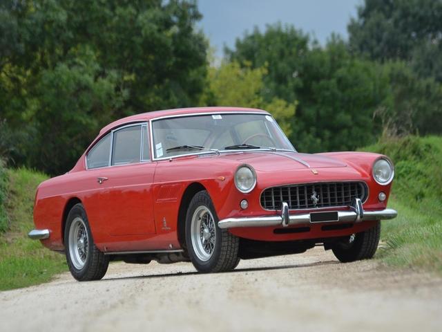 1962 Ferrari GTE 2x2