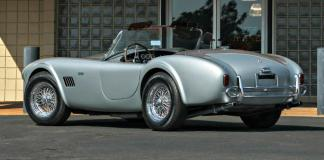 A 1965 Shelby Cobra will be among the main attractions at the inaugural Mecum Auctions debut in Las Vegas.
