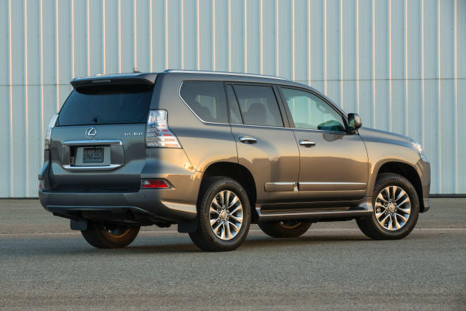 2018 Lexus GX 460: Beauty and the Beast