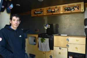 Episode 22, Famed climber Alex Honnold prefers life in a van 2