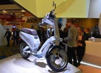 Electric bikes were prominent at the recent Consumer Electronics Show in Las Vegas.