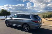 2018 Infiniti QX60: Luxury SUV with class, comfort