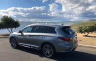 2018 Infiniti QX60: Luxury SUV with class, comfort