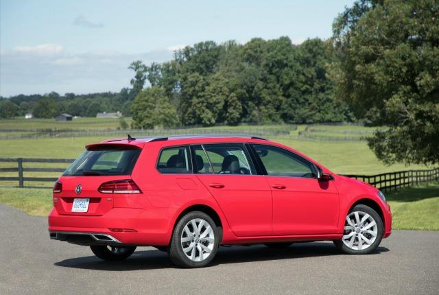 2018 VW Golf SportWagen: humble, proud, best in class
