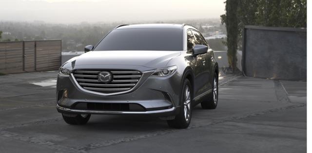The 2019 Mazda CX-9 is a versatile SUV with sedan tendencies.