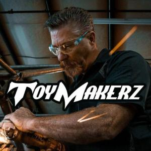 David Ankin is the host of ToyMakerz.