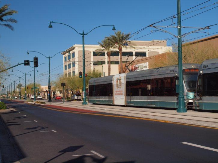 Mesa, Arizona, has the country's least stressful commute.