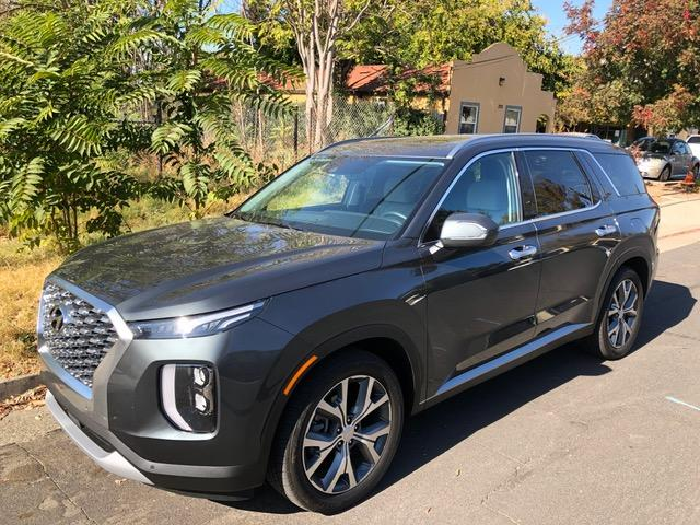 The 2020 Hyundai Palisade is a worthy SUV.