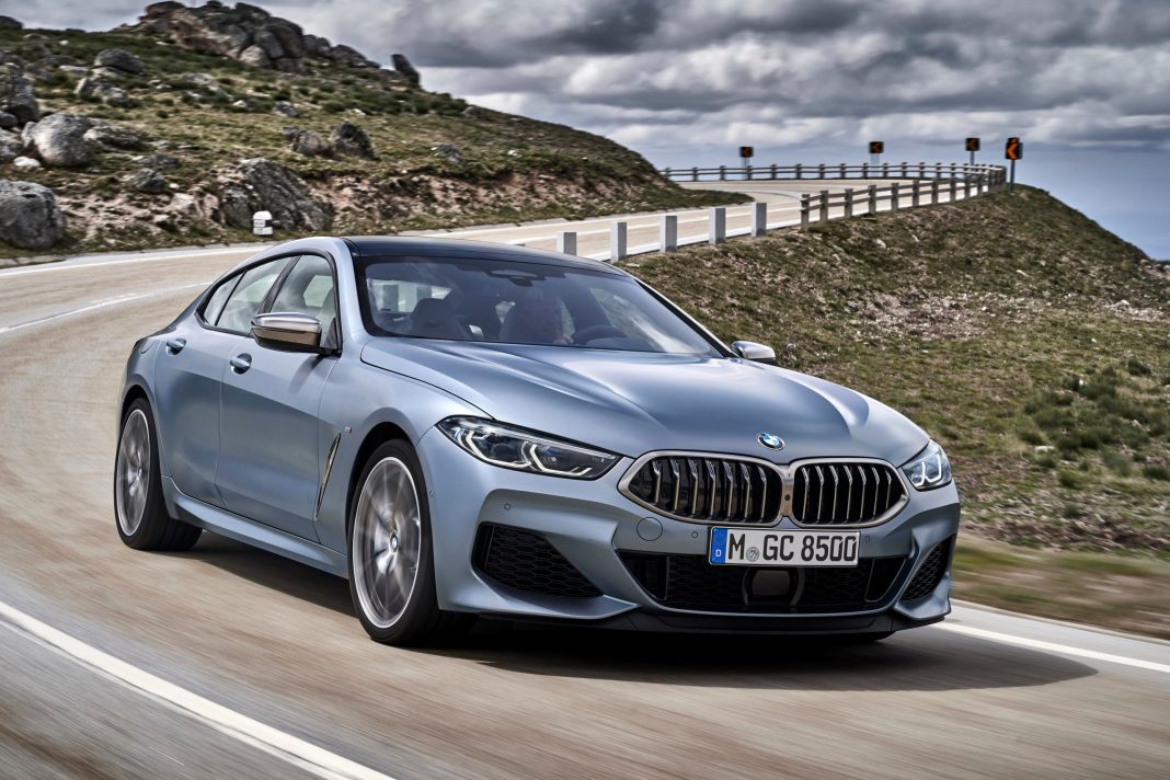 The 2020 BMW M850i is an impressive new gran coupe.
