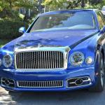 2017 Bentley Mulsanne: Classic sedan, royalty for all 4
