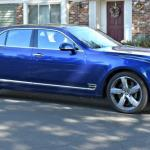 2017 Bentley Mulsanne: Classic sedan, royalty for all 5
