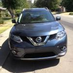 The 2015 NIssan Rogue is in the second year of its second generation.