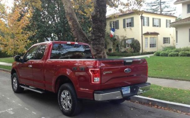 2015 Ford F-150: The best pick-up truck gets better