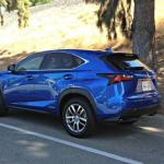 The 2016 Lexus NX 300h is a luxury compact SUV.
