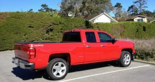 The 2015 Chevrolet Silverado is available in multiple trim levels.