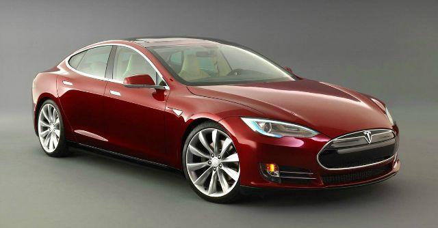 The Tesla Model S is fastest electric car.