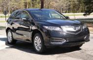 2017 Acura RDX: Hefty price, best compact SUV