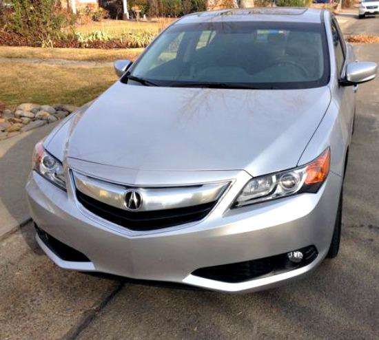 2014 Acura ILX: Unheralded Luxury Sedan Shines