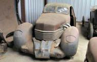 Rare vintage cars to rust buckets set for Oklahoma auction