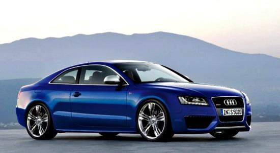 2013 Audi RS 5: Dynamic coupe a classically elegant race car