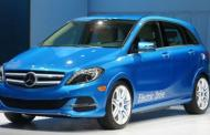 NEW CAR PREVIEW: 2014 Mercedes-Benz B-Class Electric