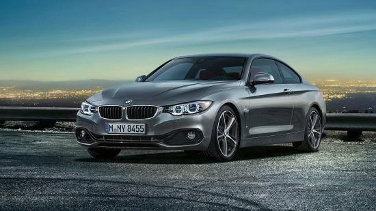 The 2014 BMW 4-Series has a new design, inside and outside.