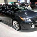 2013 Buick debuting at 2012 LA Auto Show.