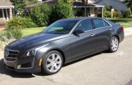 2014 Cadillac CTS: Smooth, powerful, plush