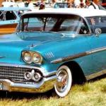 The inaugural edition of the Chevy Impala