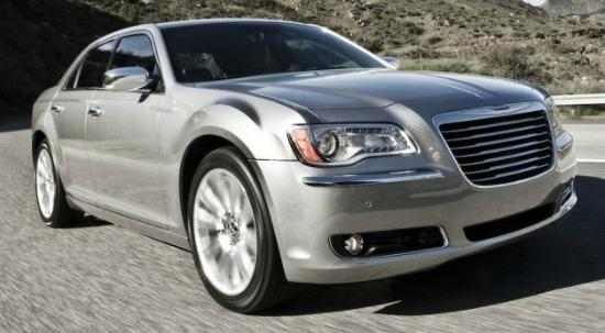 The Glacier Edition of the 2013 Chrysler 300.
