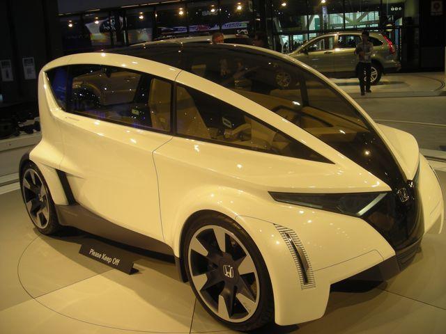 Volkswagen Peanut: Concept Car at 2012 LA Auro Show.