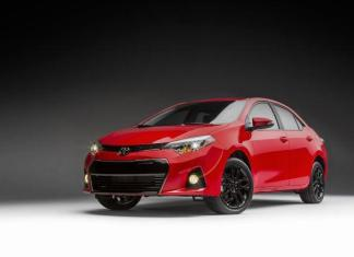 "The 2016 Toyota Corolla will include a Special Edition trim with a ""sporty"" theme."