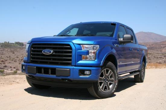 Ford recalls 375,000 cars, trucks, including F-150 4