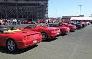 Ferrari rules (what else?) at Ferrari Challenge at Sonoma Raceway