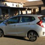 The 2016 Honda Fit has excellent cargo space.