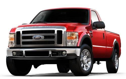 The NHTSA is investigating steering problems with 2008 Ford pick-up trucks