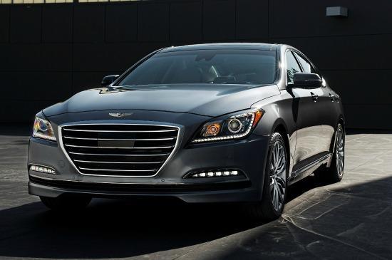 PREVIEW: 2015 Hyundai Genesis: Elegant, powerful